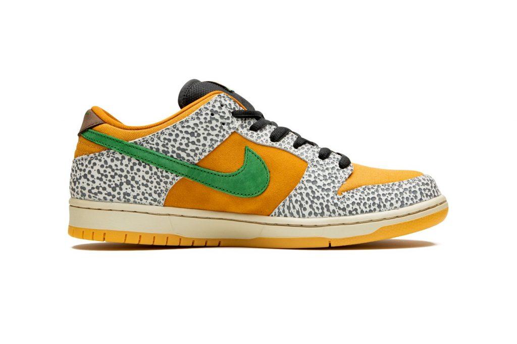 Sneaker Review - Nike SB Dunk Low - Safari