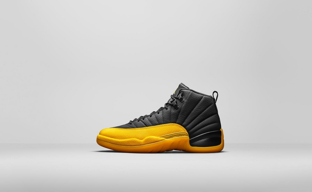 Air Jordan 12 Retro - University Gold - 130690-070