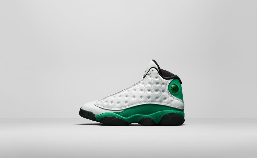 Air Jordan 13 Retro - Lucky Green - DB6537-113