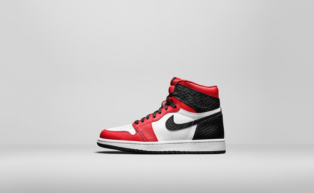 Nike Air Jordan 1 - Satin Snake (WMNS)  CD0461-601