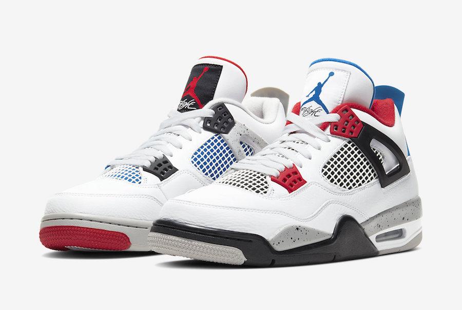 Nike Air Jordan 4 - What The - CI1184-146 - 01