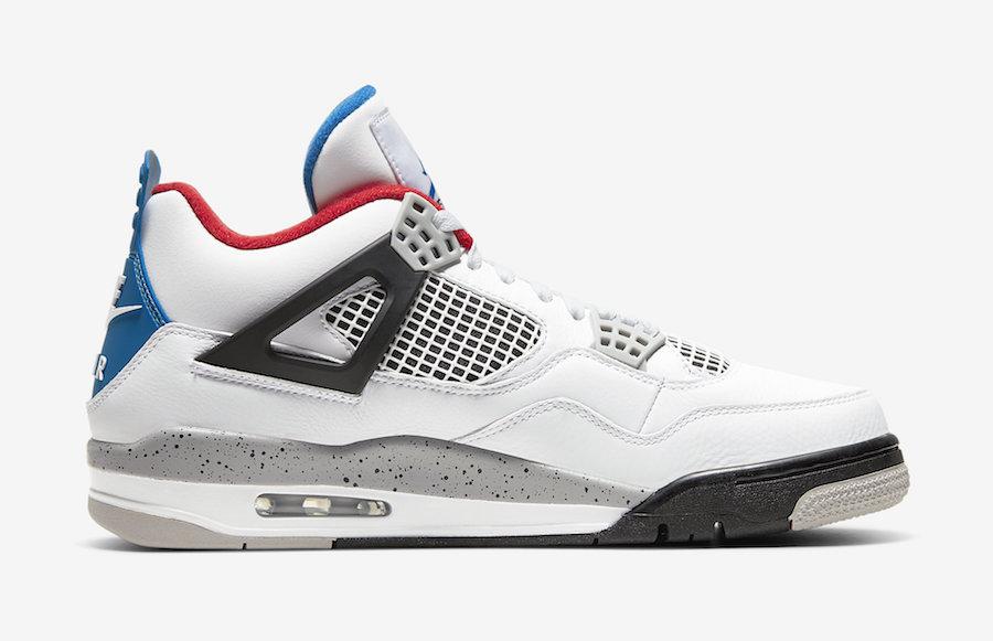 Nike Air Jordan 4 - What The - CI1184-146 - 03