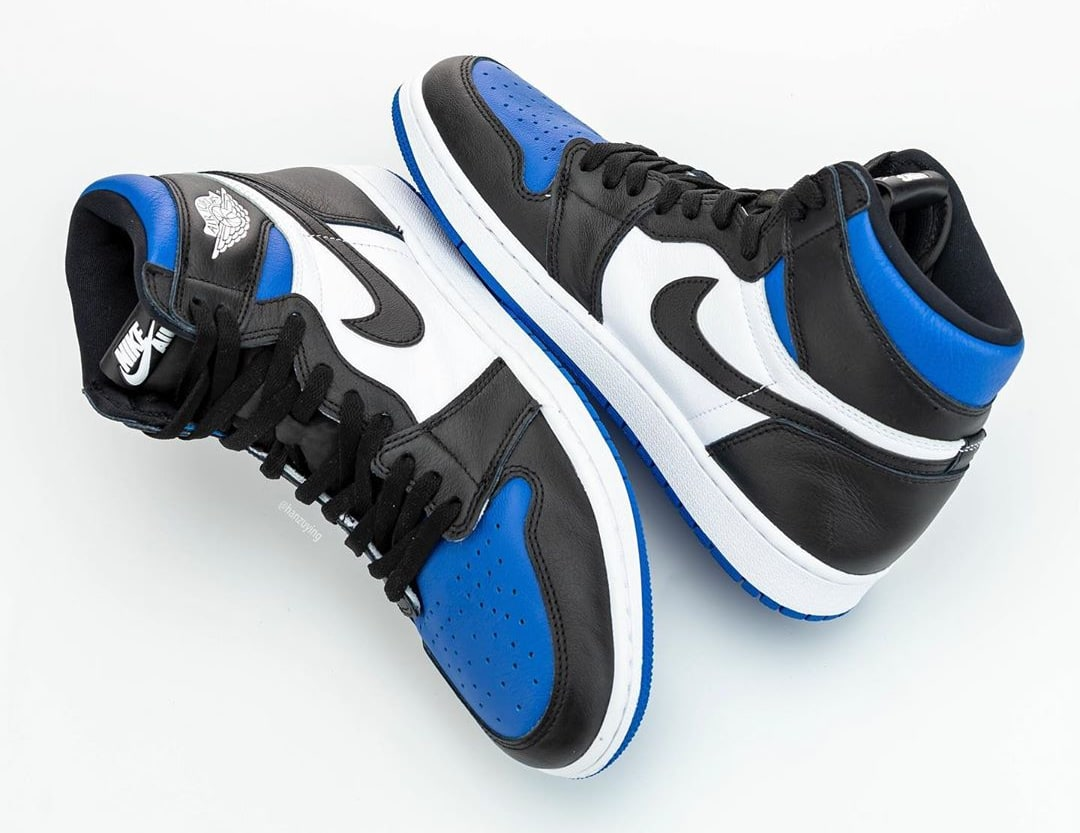 Sneaker Review: Nike Air Jordan 1 High OG Royal Toe