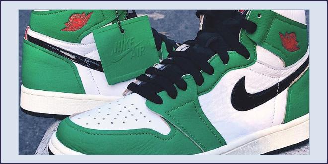 Sneaker Nieuws en Geruchten - Jordan 1 wmns Retro High OG - Lucky Green - oktober 2020 - Earlygvng