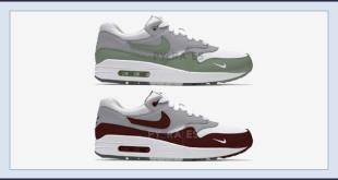 Sneaker Nieuws en Geruchten - Nike Air Max 1 Premium - MiniSwoosh - Okt 2020 - Py_rates