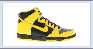 Nike Dunk High SP - Black Varsity Maize - Sneaker Nieuws en Geruchten - House of Heat