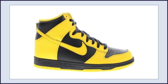 Nike Dunk High SP - Black Varsity Maize - Sneaker Nieuws en Geruchten - House of Heat