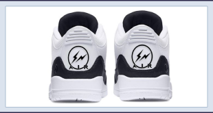 Fragment X Nike Air Jordan 3
