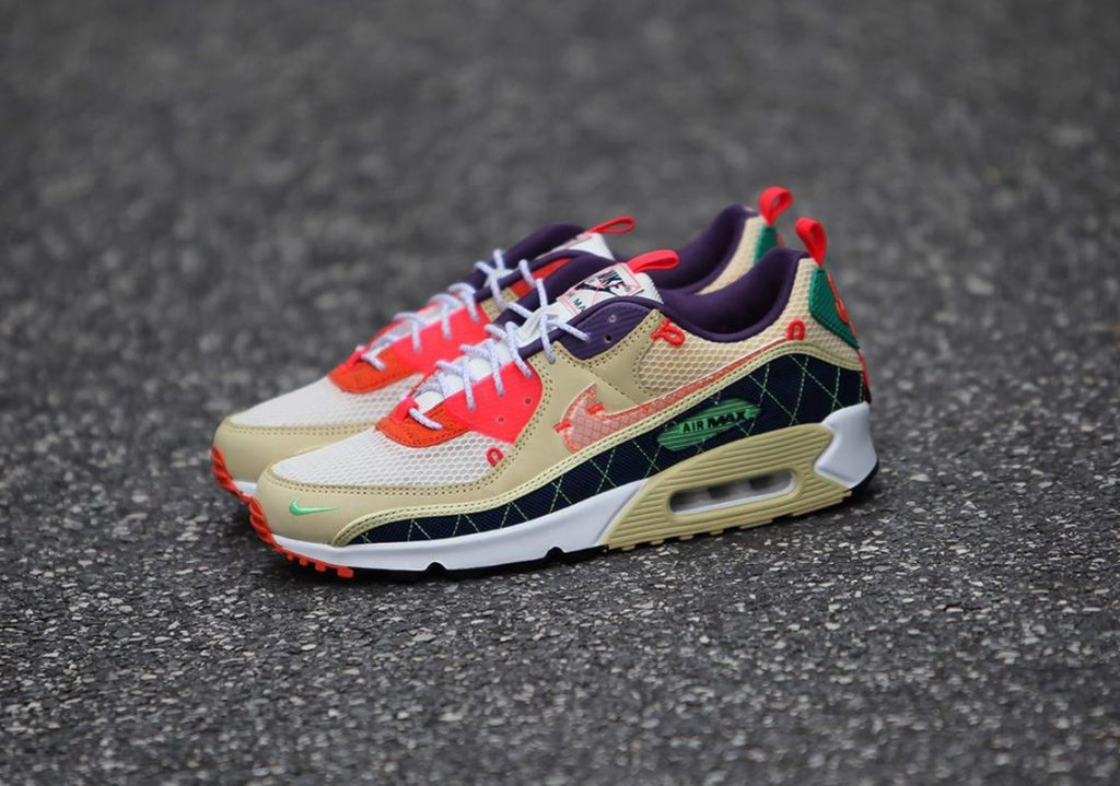 Nike Air Max 90 - CZ9078-784 - Mountain trail vibes
