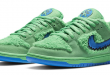 Grateful Dead x Nike SB Dunk Low - Green Bear - CJ5378-300