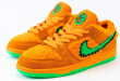 Grateful Dead x Nike SB Dunk Low - Orange Bear - CJ5378-800
