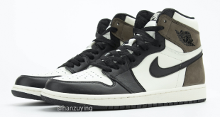 Sneaker Release: Air Jordan 1 High - Dark Mocha (555088-105)