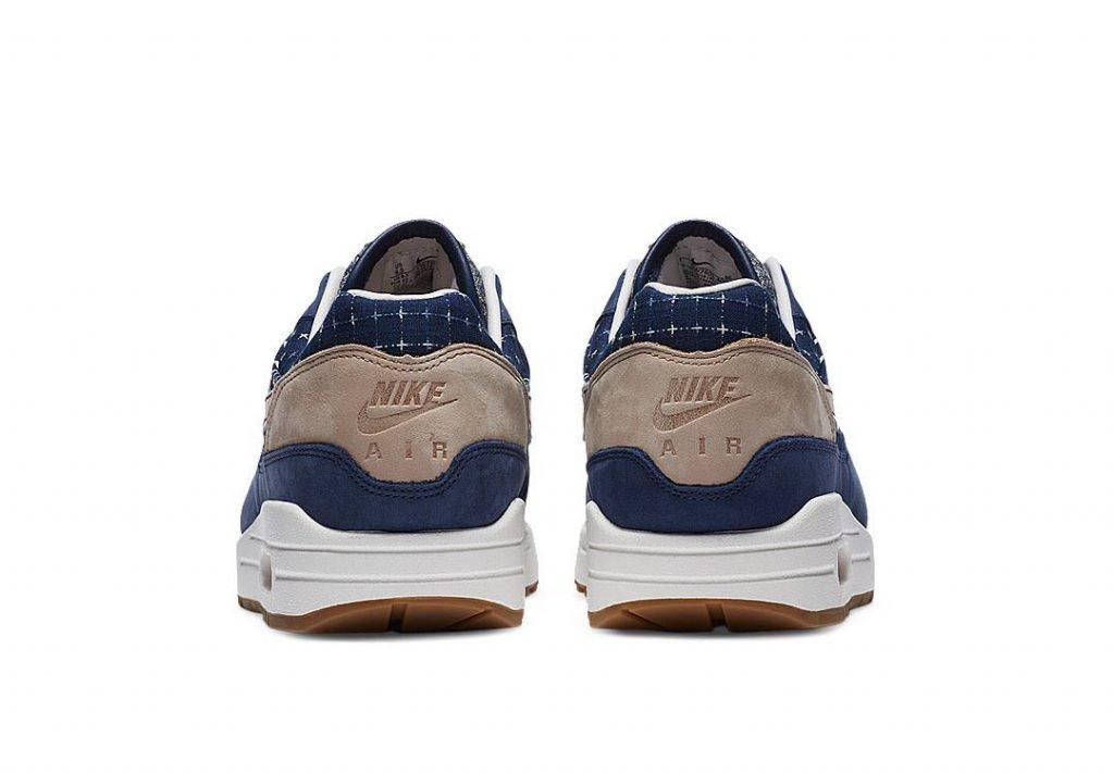 Denham x Nike Air Max 1 - Blue Void (CW7603-400) 04