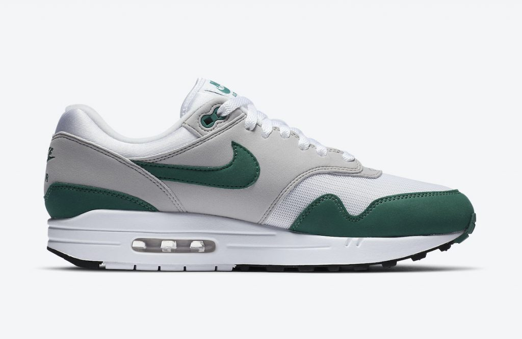 Nike Air Max 1 - Hunter Green Forrest (DC1454-100) - 02