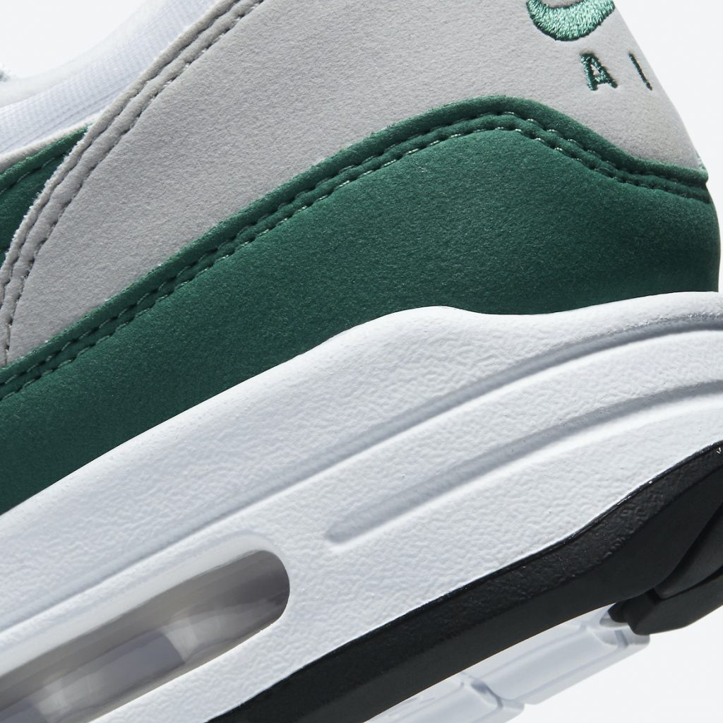 Nike Air Max 1 - Hunter Green Forrest (DC1454-100) - 07
