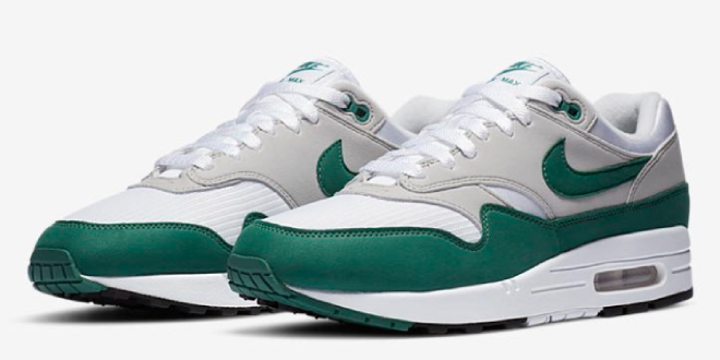 Nike Air Max 1 - Hunter Green (Green Forrest) DC1454-100