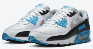 Nike Air Max 90 OG - Laser Blue (CJ6779-100)