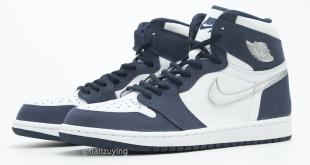 Sneaker Release: Air Jordan 1 High OG CO.JP - Midnight Navy (DC1788-100)