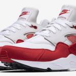 Nike Air Huarache Run (DNA CH1. Pack) - Air Max 1 Red (AR3864-100)