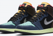 Nike Air Jordan 1 High OG - Bio Hack - 555088-201