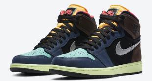 Nike Air Jordan 1 High OG - Bio Hack - 555088-201