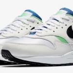 Nike Air Max 1 DNA CH1. (Huarache) - Green Royal - AR3863-100