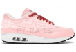 Nike Air Max 1 PRM - Powerwall Pink Lemonade - Atmosphere True White