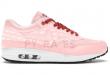 Nike Air Max 1 PRM - Powerwall Pink Lemonade - Atmosphere True White