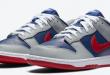 Nike Dunk Low - Samba - CZ2667-400