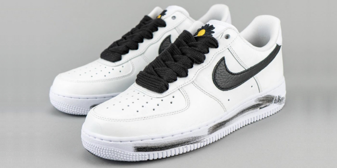 Sneaker release: PEACEMINUSONE x Nike Air Force 1 - Para-Noise 2.0