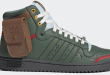 Star Wars x Adidas Top Ten Hi - Boba Fett (FZ3465)