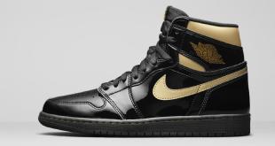 Air Jordan 1 High OG – Black Gold (555088-032)