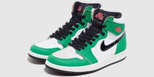 Sneaker Release: Air Jordan 1 High OG (WMNS) – Lucky Green (DB4612-300)