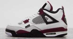 Sneaker Release: Air Jordan 4 - PSG (CZ5624-100)