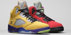 Sneaker Release: Air Jordan 5 - What The (CZ5725-700)