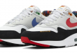 Air Max 1 - BHM - Urban Jungle - Peace Air Read