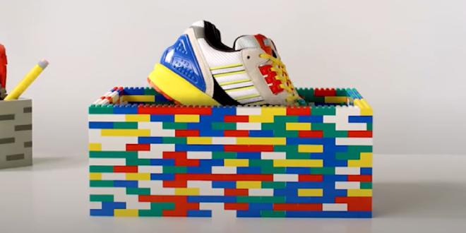 LEGO x Adidas Originals ZX 8000
