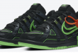 Sneaker Release: Off-White x Nike Air Rubber Dunk - Green Strike (CU6015-001)