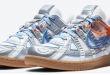 Sneaker Release: Off-White x Nike Air Rubber Dunk - University Blue (CU6015-100)