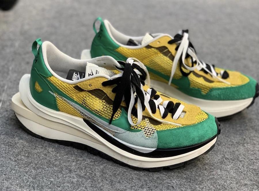 Sacai Nike - Tour Yellow
