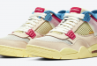 Union LA x Nike Air Jordan 4 SP Low - Guava Ice (DC9533-800)