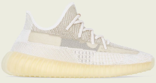 Release datum: Adidas Yeezy Boost 350 V2 - Natural (FZ5246)