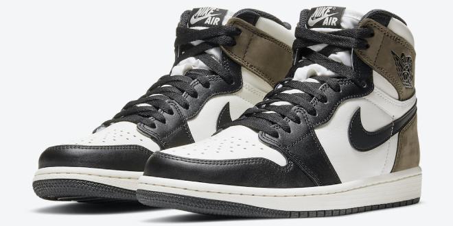 Air Jordan 1 High – Dark Mocha (555088-105)
