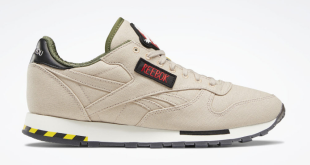 Release datum: Ghostbusters x Reebok Classic Leather (H68136)