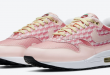 Release datum: Nike Air Max 1 - Lemonade Strawberry (CJ0609-600)