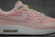 Nike Air Max 1 - Strawberry Lemonade pink - powerwall 2020