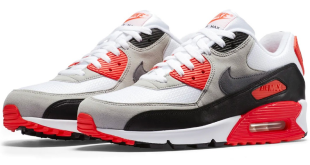 Release datum: Nike Air Max 90 OG - Infrared 2020 (CT1685-100)