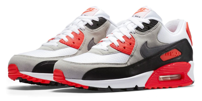 Release datum: Nike Air Max 90 OG - Infrared 2020 (CT1685-100)