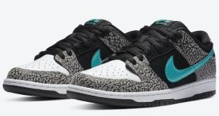Release datum: Nike SB Dunk Low – Elephant (BQ6817-009)