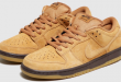 Nike SB Dunk Low - Wheat Mocha (BQ6817-204)
